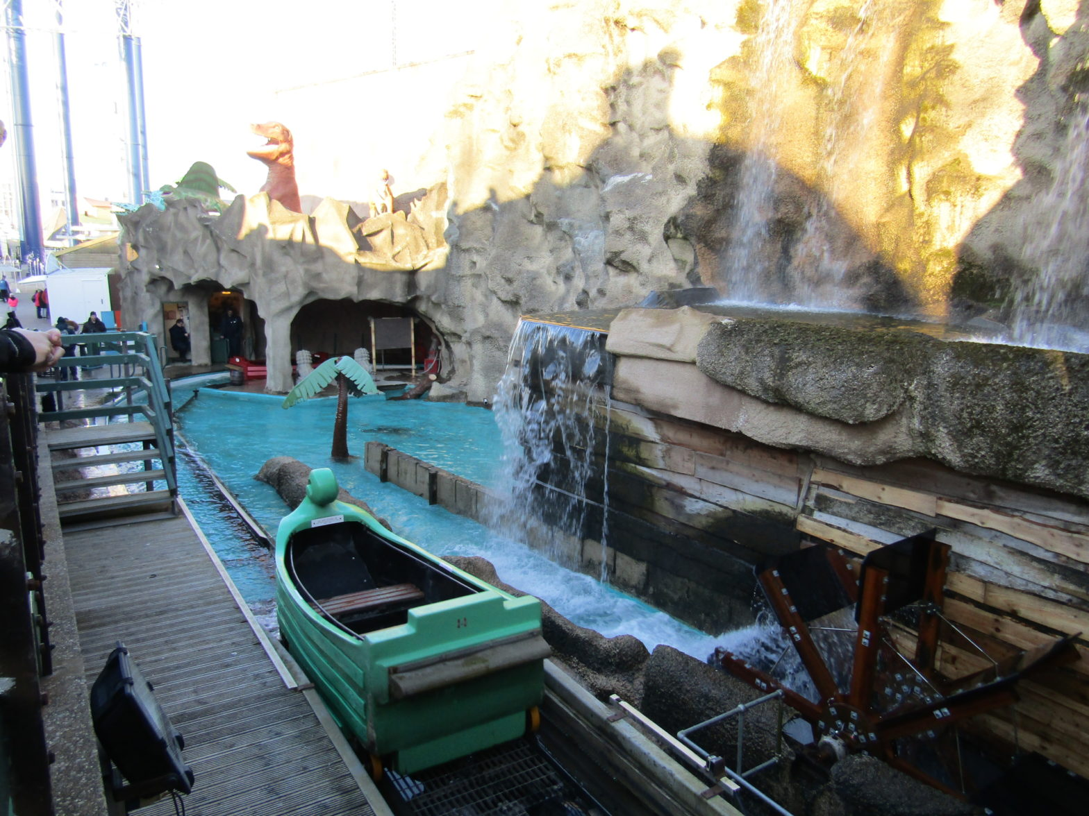 Blackpool Pleasure Beach Dark Rides Ranked