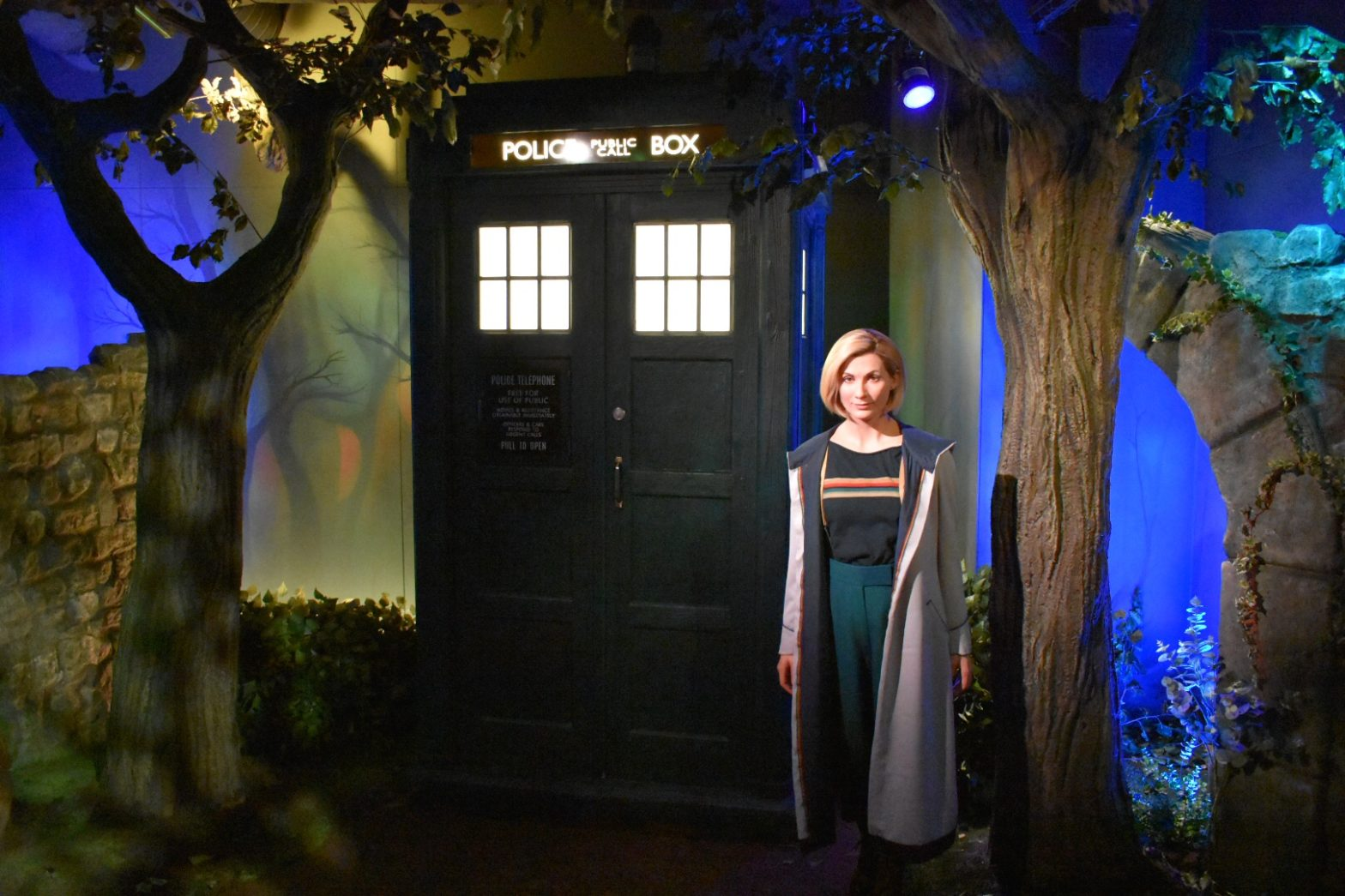 Blackpool Madame Tussauds: March 2019