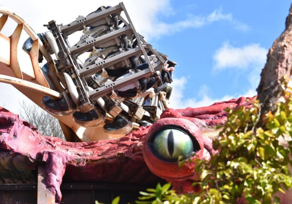 Rating Alton Towers Rollercoasters – September 2020