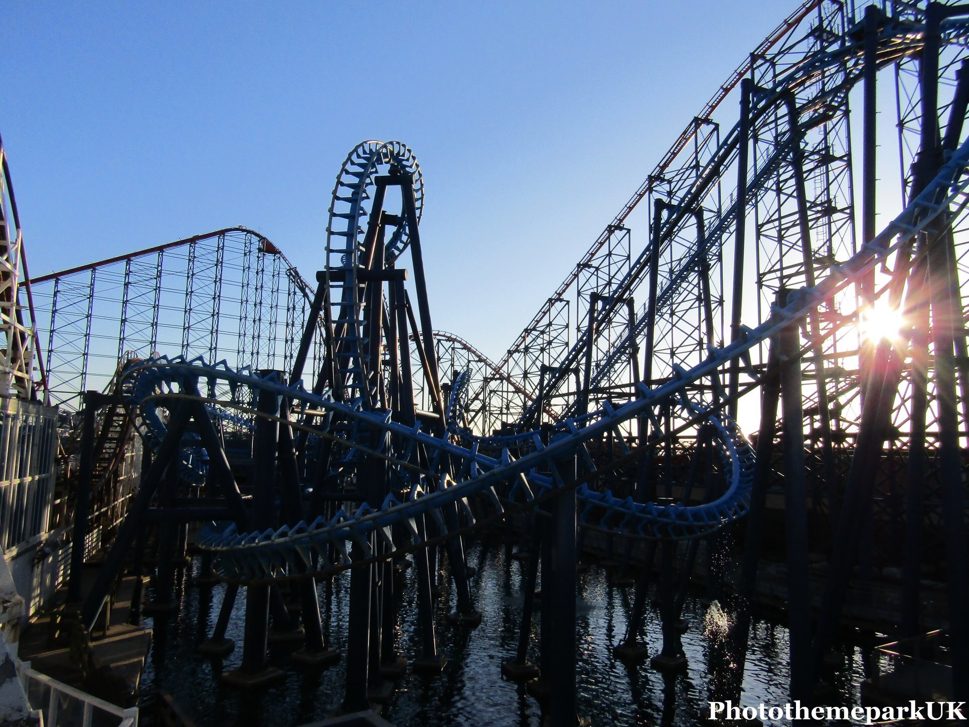 EVENT REVIEW: Late Night Riding & Fireworks: Blackpool Pleasure Beach