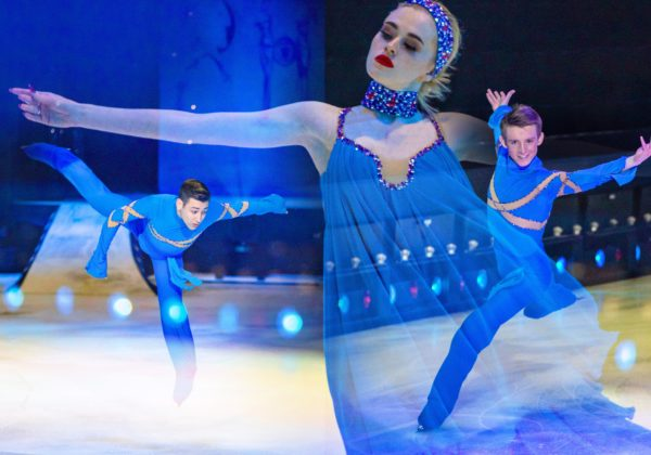 SHOW REVIEW: Hot Ice Utopian at Blackpool Pleasure Beach.