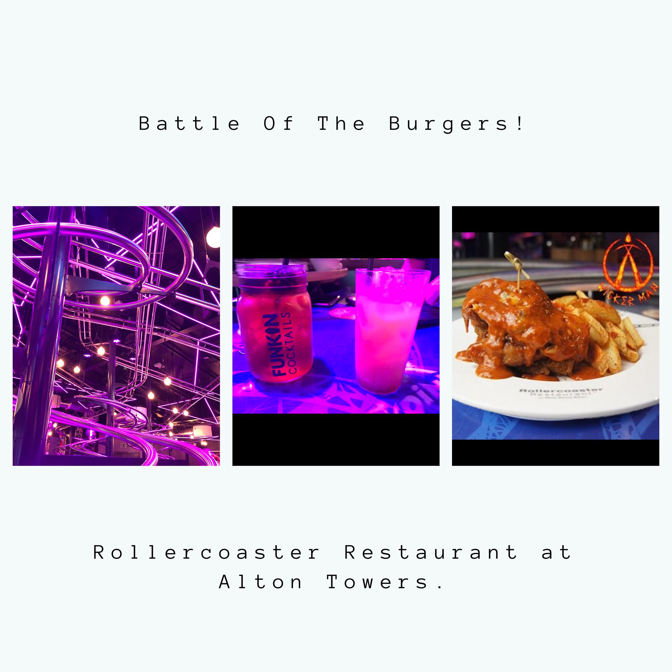 Rollercoaster Restaurant 2019