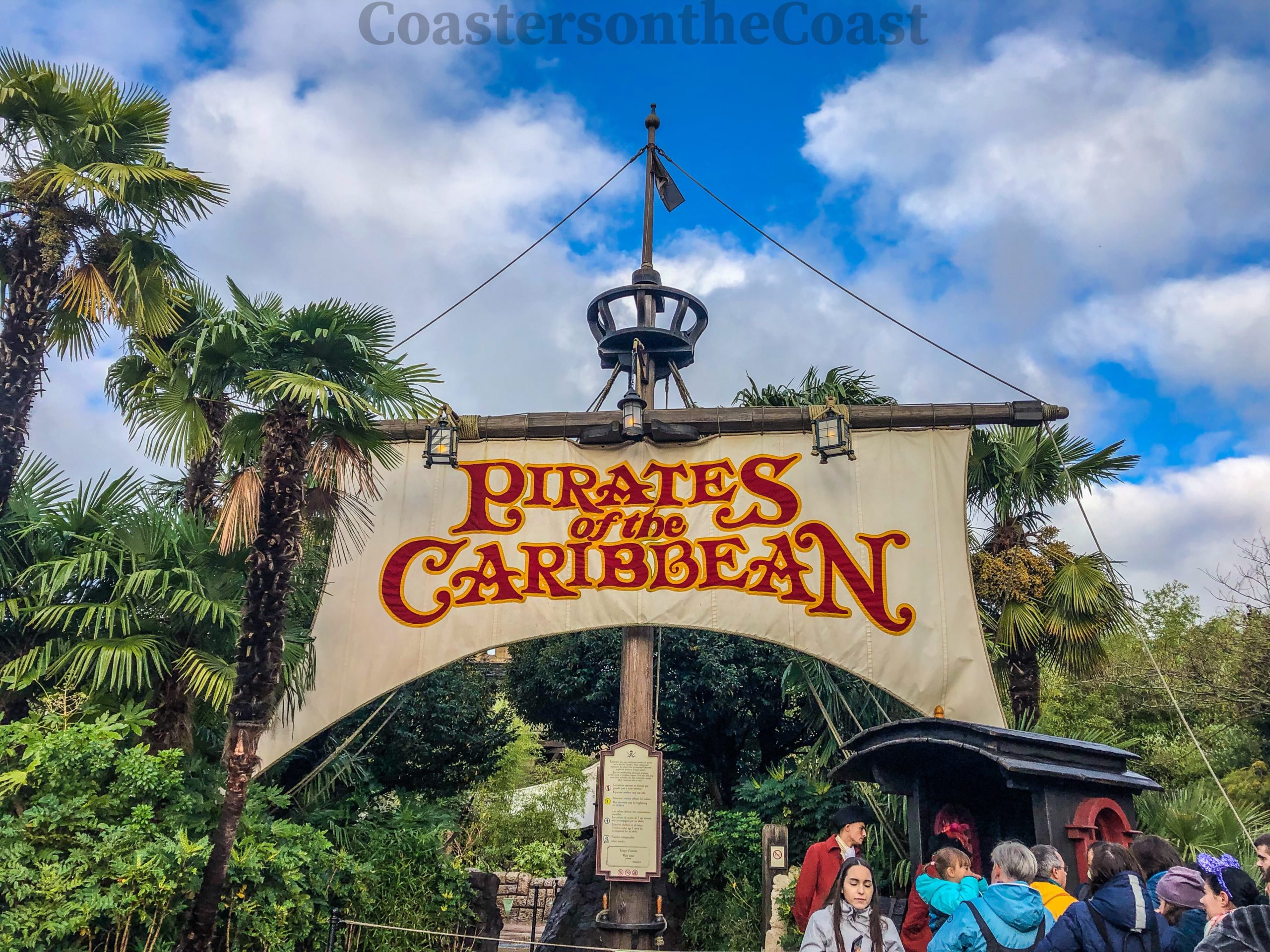 Pirates Of Caribbean Ride Love Letter….