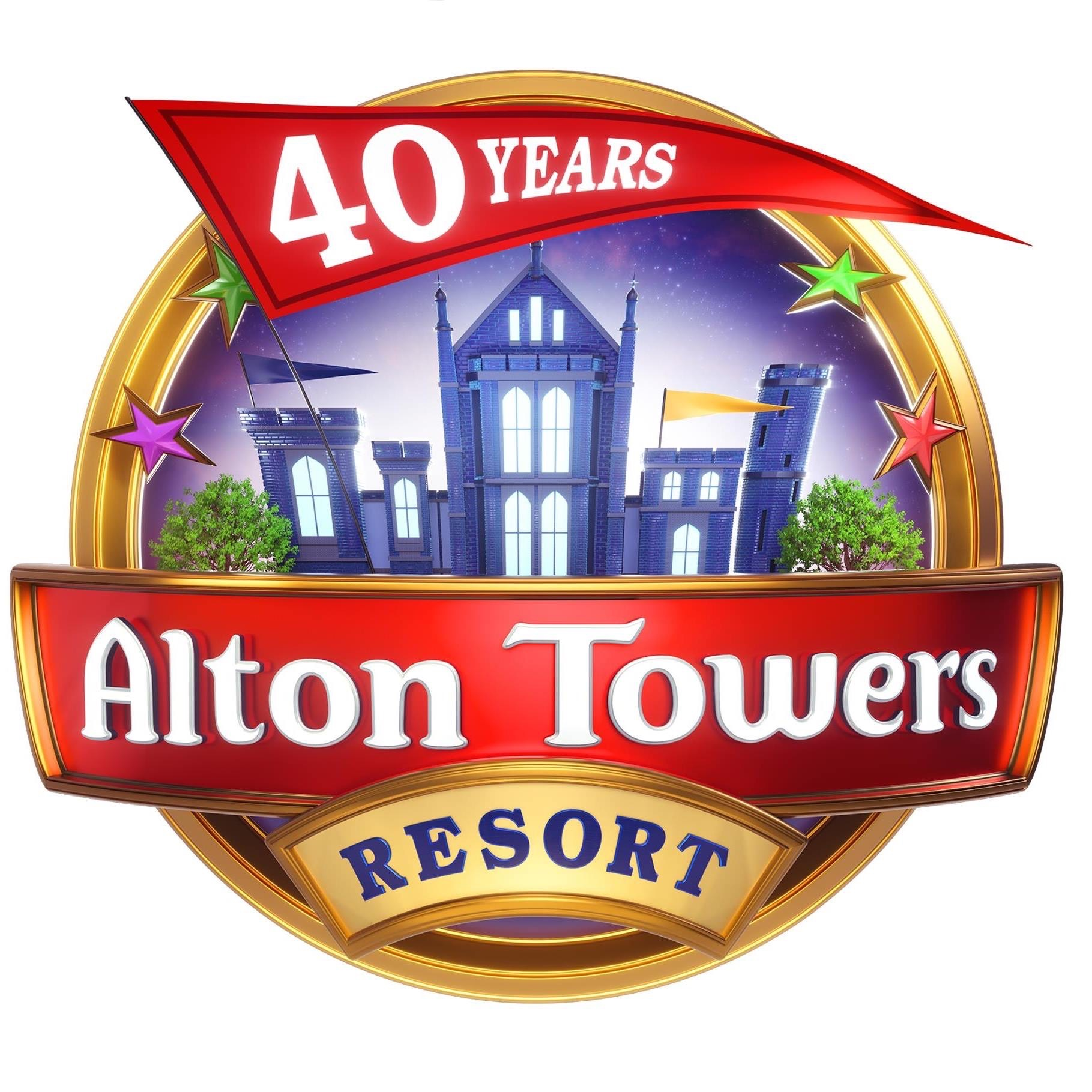 Alton Towers 40 Years Celebrations… All We Know So Far..