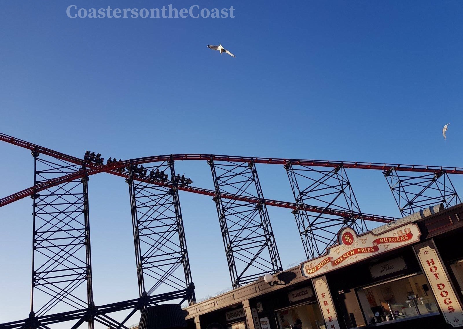 Rollercoaster Fears: Starting Off Big or Small..