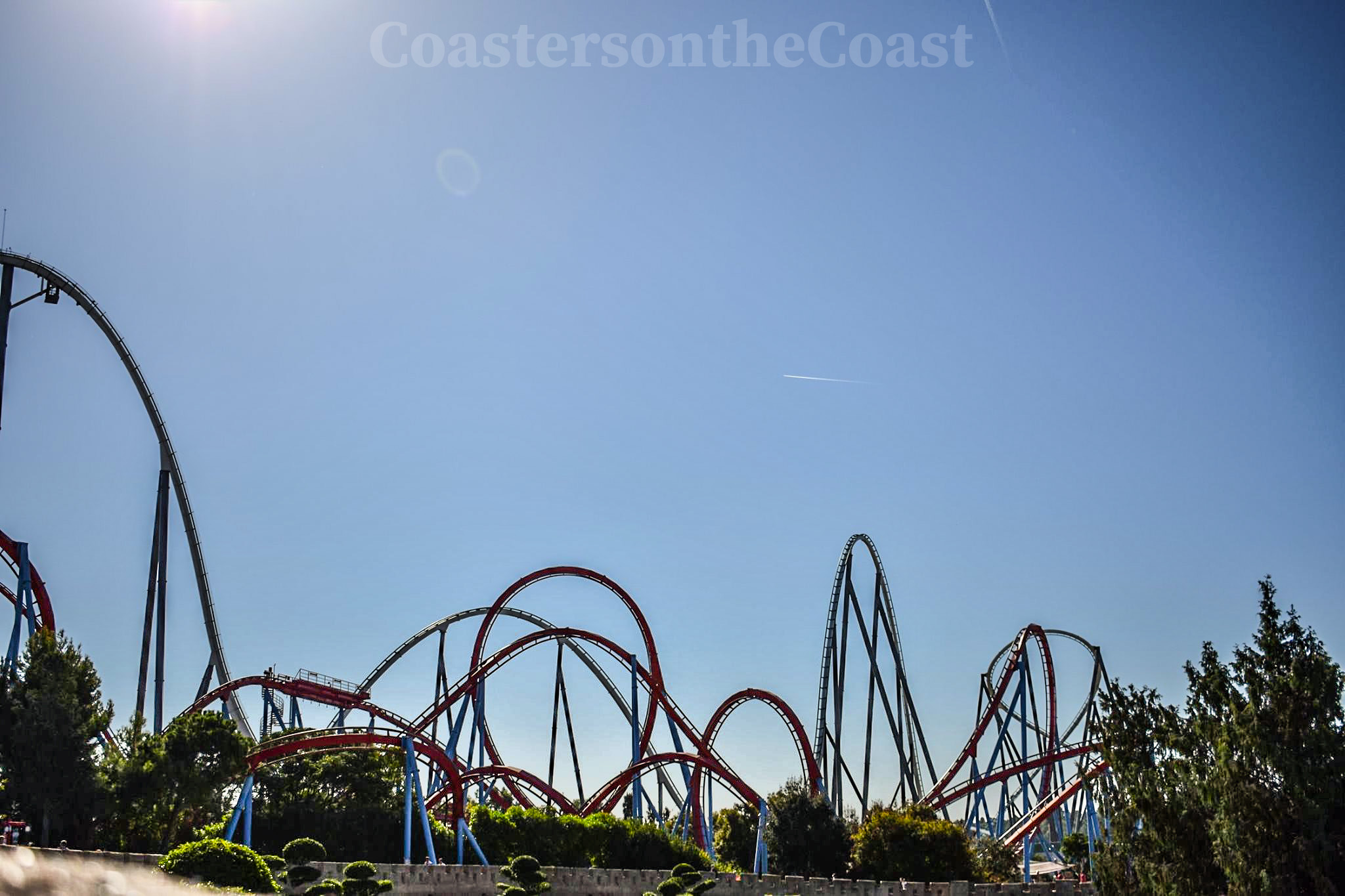 Rollercoaster Fears: Heights..