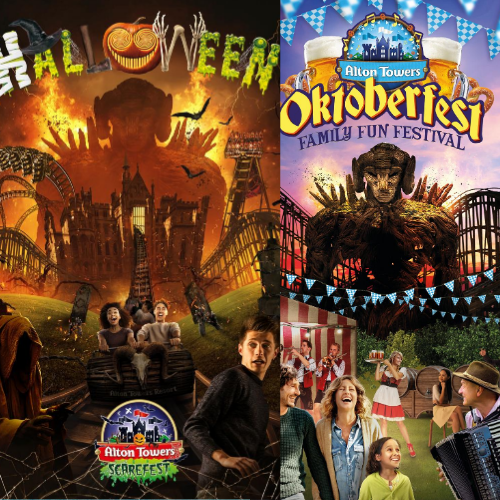Oktoberfest & Scarefest Information – Alton Towers 2020