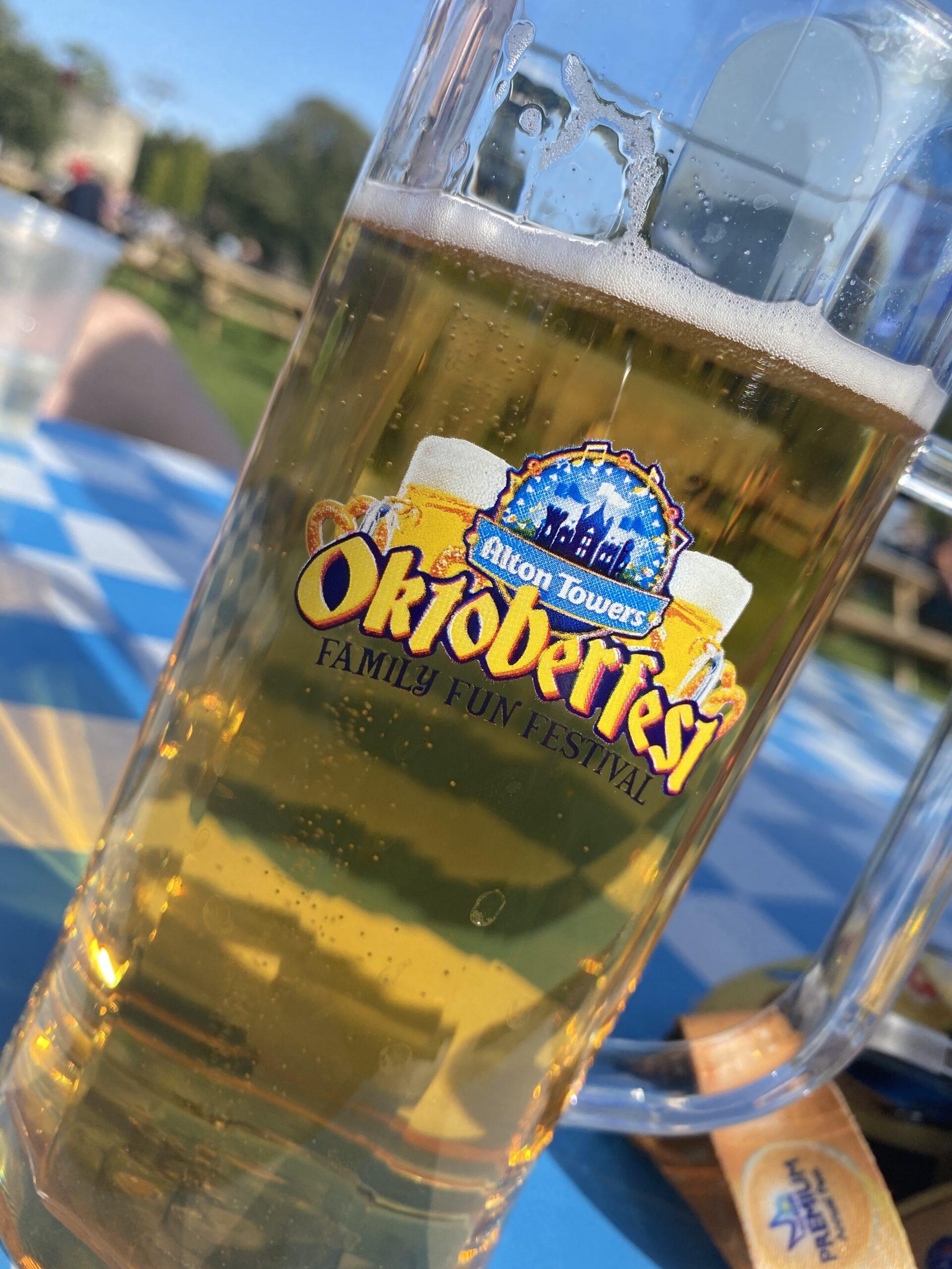 Trip Report: Oktoberfest- Alton Towers September 2020